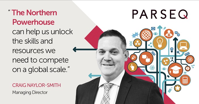 Northern Powerhouse - Craig Naylor-Smith - Parseq
