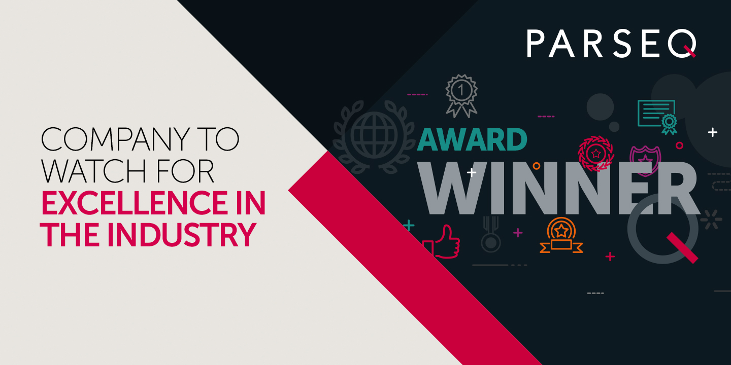 Parseq win award